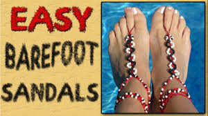 BF - Barefoot sandals-1