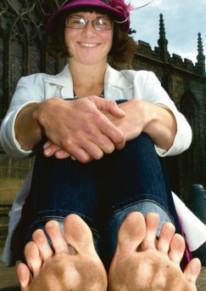 Barefoot Bea Marshall