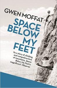 BF - Book - Space below my feet