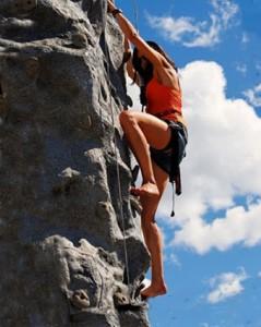 BF - Rock climbing 1