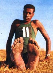 BF - Bikila runner
