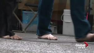 BF - Canada barefooting