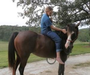 BF - Horse riding-2
