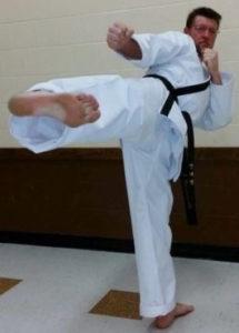 BF - Martial arts - kick