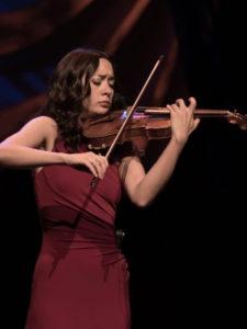 BF - Violinist Lucia-Micarelli