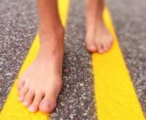 BF - Walking barefoot-1