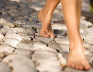 BF - Walking-barefoot - Prevention
