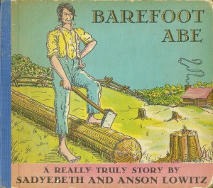 Barefoot Abe book
